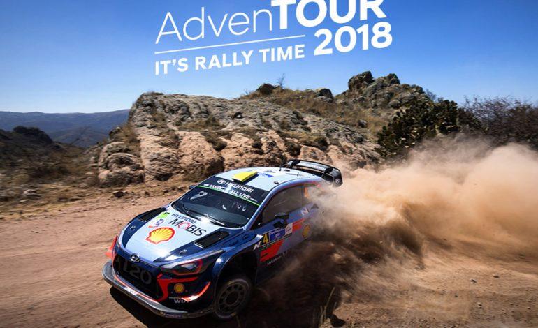 Hyundai AdvenTour 2018: it's rally time!