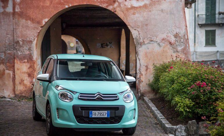 Citroën C1 si rinnova e lancia la serie speciale Urban Ride