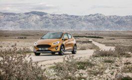 Ford Fiesta da oggi è anche Active