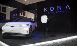 Hyundai Kona Electric e KITE al Fuorisalone 2018 #EnergyZone