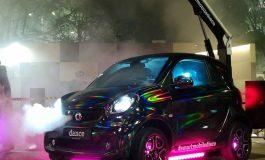 Smart mobile disco alla Milano Design Week
