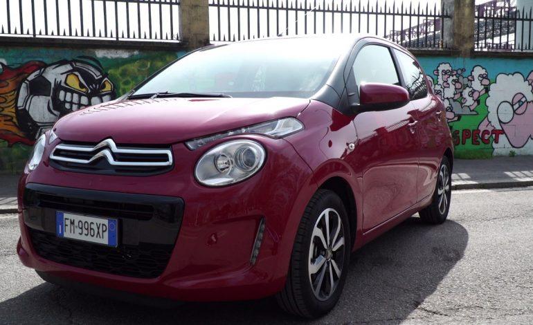 Citroën C1: La city car connessa, tecnologica e urban-style