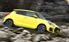 Prova Suzuki Swift Sport, una piccola peste da 140 CV!
