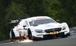 DTM - In Ungheria Di Resta e Wittmann si dividono le vittorie. Brutto incidente in pit lane