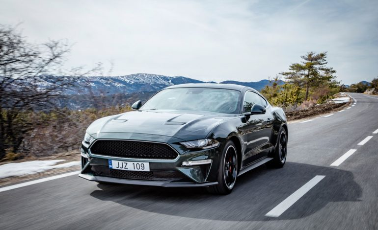 Ford Mustang Bullitt: l'edizione limitata arriva in Italia