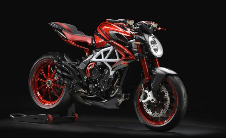 MV Agusta Brutale 800RR LH44 Naked Perfection by Lewis Hamilton