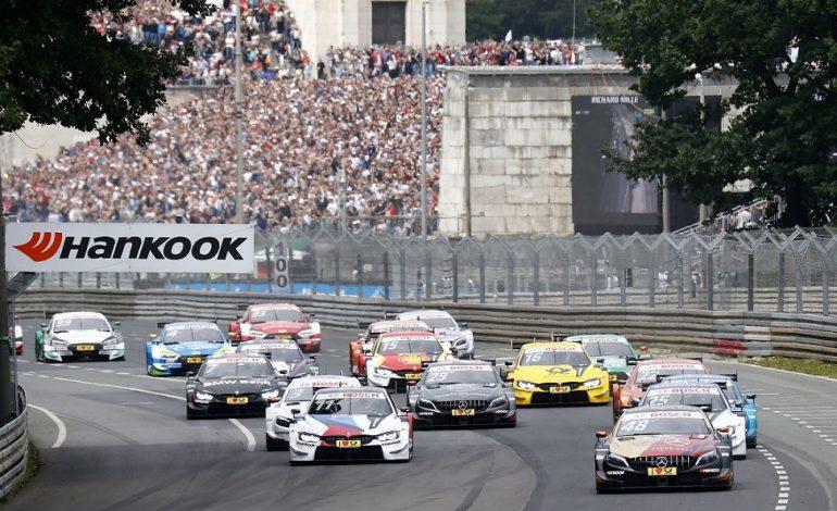 DTM – Al Norsiring Marco Wittmann risponde a Edoardo Mortara