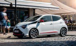 Toyota presenta nuova Aygo