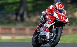 CIV - Matteo Ferrari nuovo leader della Superbike. Nepa firma la doppietta in Moto3