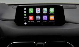 Mazda aggiunge Apple CarPlay e il dispositivo Android Auto