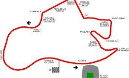 I primati del circuito stradale del Montjuich