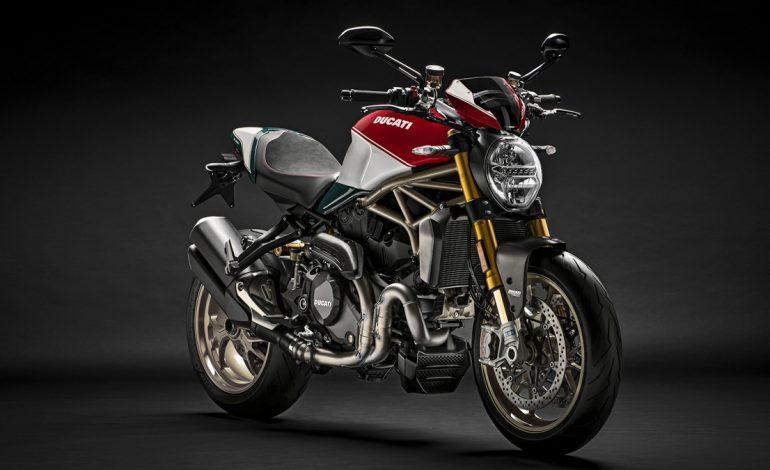 Ducati Monster 1200 – 25° Anniversario