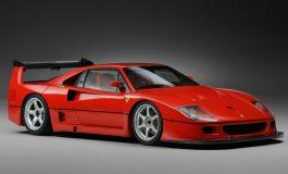 La Ferrari F40, un sogno per molti