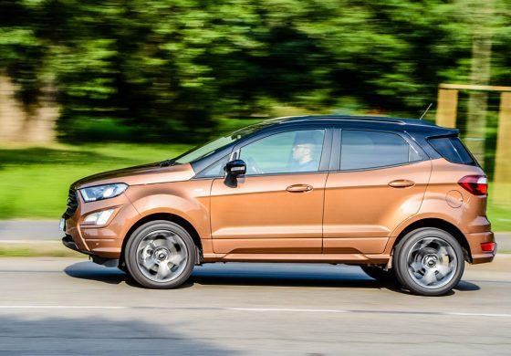Prova Ford Ecosport, il SUV compatto, comodo ed efficiente