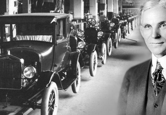 """Gli aforismi di Henry Ford: """"Quando vedo un'Alfa Romeo mi tolgo il cappello"""""""