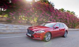 Nuova Mazda6: sfida al vertice del premium