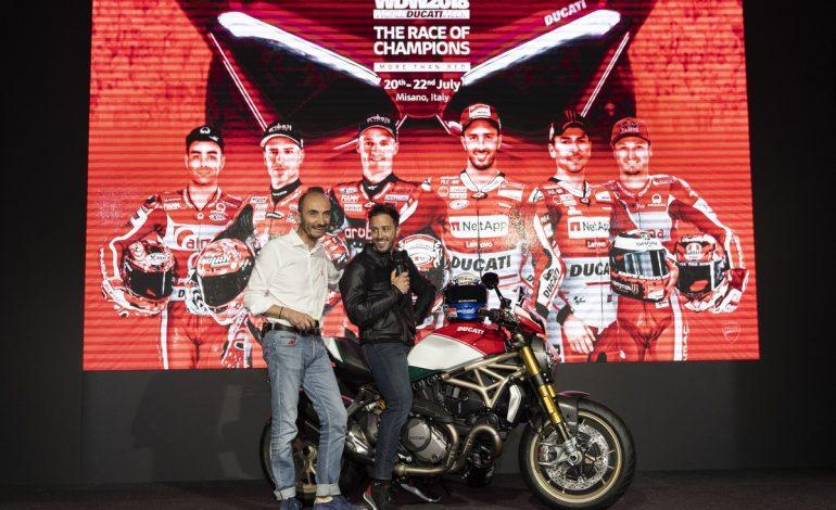 Ducati presenta il World Ducati Week 2018
