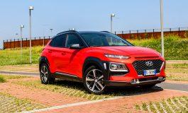 Prova Hyundai Kona 1.0 TGDi da 120CV