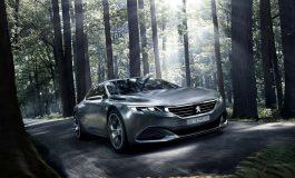 Nuova Peugeot 508 la sintesi di un lustro di Concept-Car