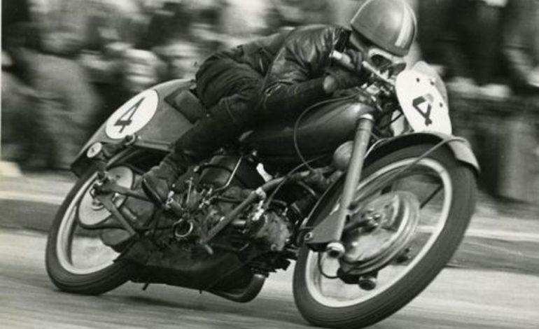 Bruno Ruffo, il primo Campione del Mondo della storia della classe 250