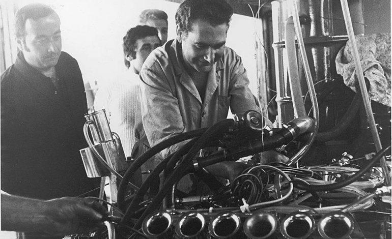 I grandi motoristi italiani: Renato Armaroli