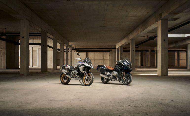 Le nuove BMW R 1250 GS e R 1250 RT