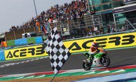Supersport - Jules Cluzel vince sul circuito di casa e tiene aperta la lotta al titolo