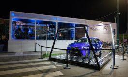 Nuovo Lexus UX Hybrid