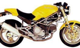 2 ottobre 1992, il Monster della Ducati si svela al pubblico