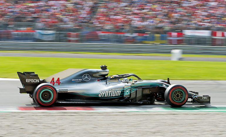 Lewis Hamilton vince a Monza, delusione Ferrari