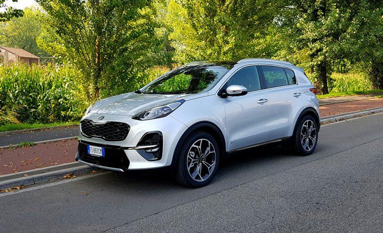Prova Kia Sportage: primo contatto col SUV coreano