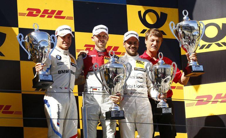DTM – Renè Rast dominatore assoluto del Nurburgring