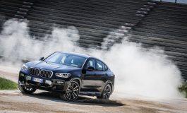 Nuova BMW X4 dal carattere unico