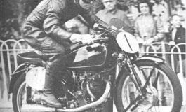 Freddie Frith, il primo vincitore di un Gran Premio e primo Campione nella storia del Motomondiale