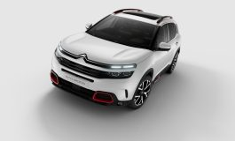 Nuovo suv Citroën C5 Aircross: Ecco i prezzi per l'Italia
