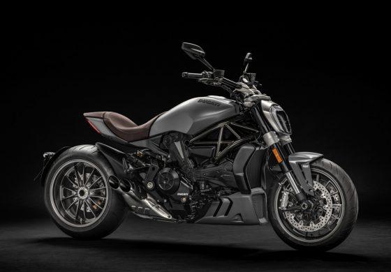 Ducati presenta una nuova colorazione per l'XDiavel