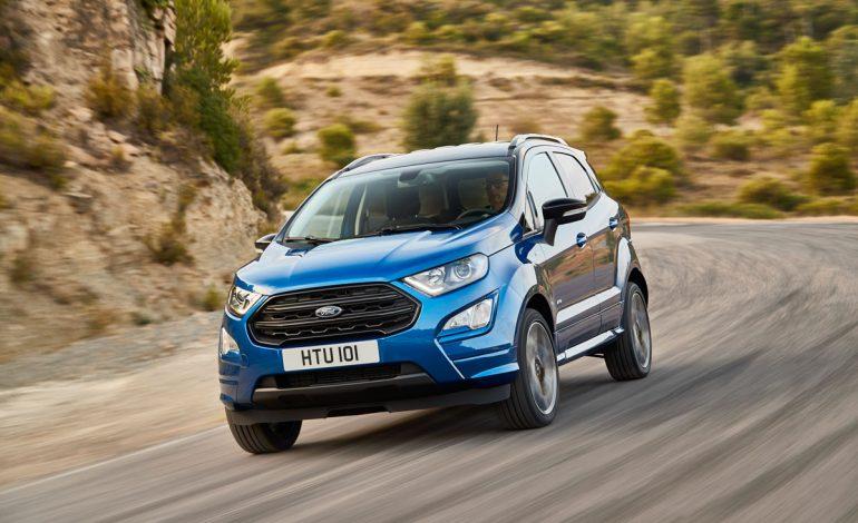 Ford EcoSport è il SUV compatto preferito dalle famiglie italiane