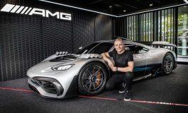 Un'hypercar chiamata Mercedes-AMG ONE