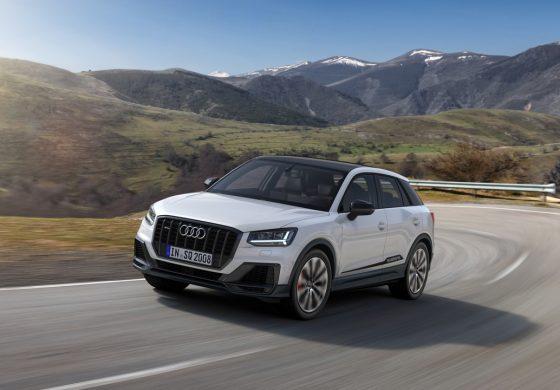 Nuova Audi SQ2: Design emozionante e piacere di guida ai massimi livelli