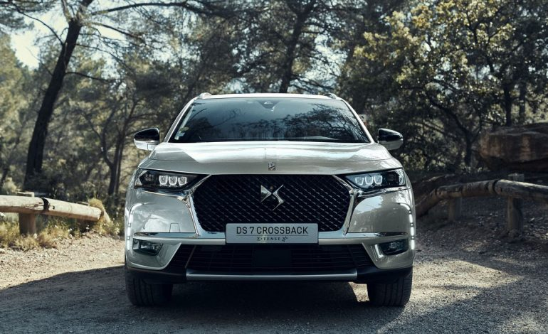 DS7 Crossback E-Tense 4×4: L'ibrido High Performance by DS
