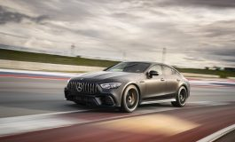 Linee decise e dinamica da vera sport-car - Mercedes-AMG GT Coupé4
