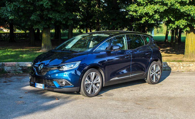 Prova Renault Scenic 140 TCe – Comfort e qualità al giusto prezzo