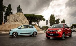Renault Twingo GPL: le Green c'est chic!