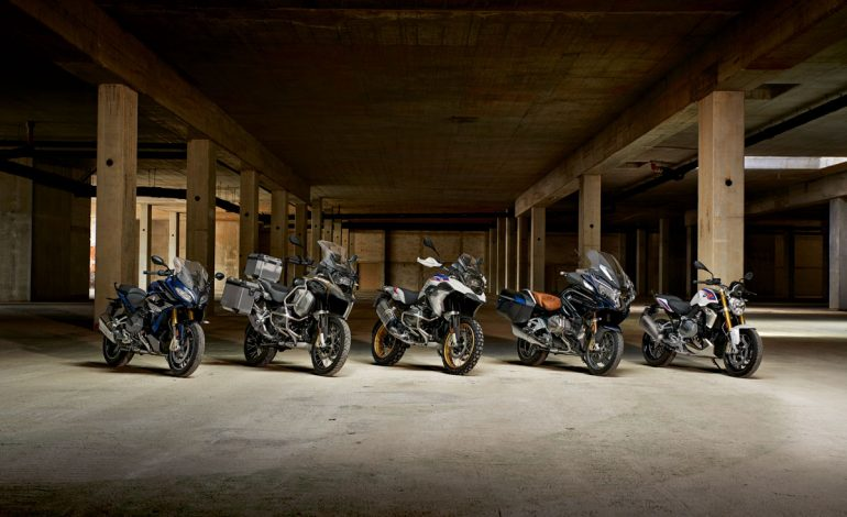 Le nuove BMW R 1250 R, BMW 1250 RS e BMW R 1250 GS Adventure
