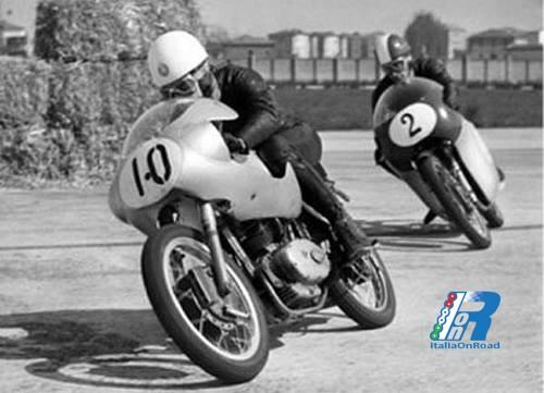 Il 6 luglio 1958 la Ducati conquistava la sua prima vittoria iridata