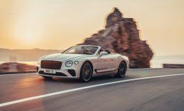 Nuova Continental GT Convertible