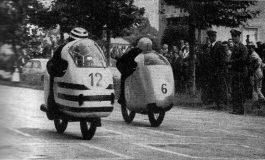 17 giugno 1956, debutta la Ducati 125 Gran Prix Desmodromica