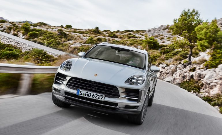 La Porsche Macan S debutta con un nuovo motore V6 turbo