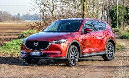 Mazda CX-5: La prova del nuovo motore 2.2L da 150 CV