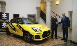 ACI Rally Italia Talent 2019 riparte con Suzuki Swift Sport!